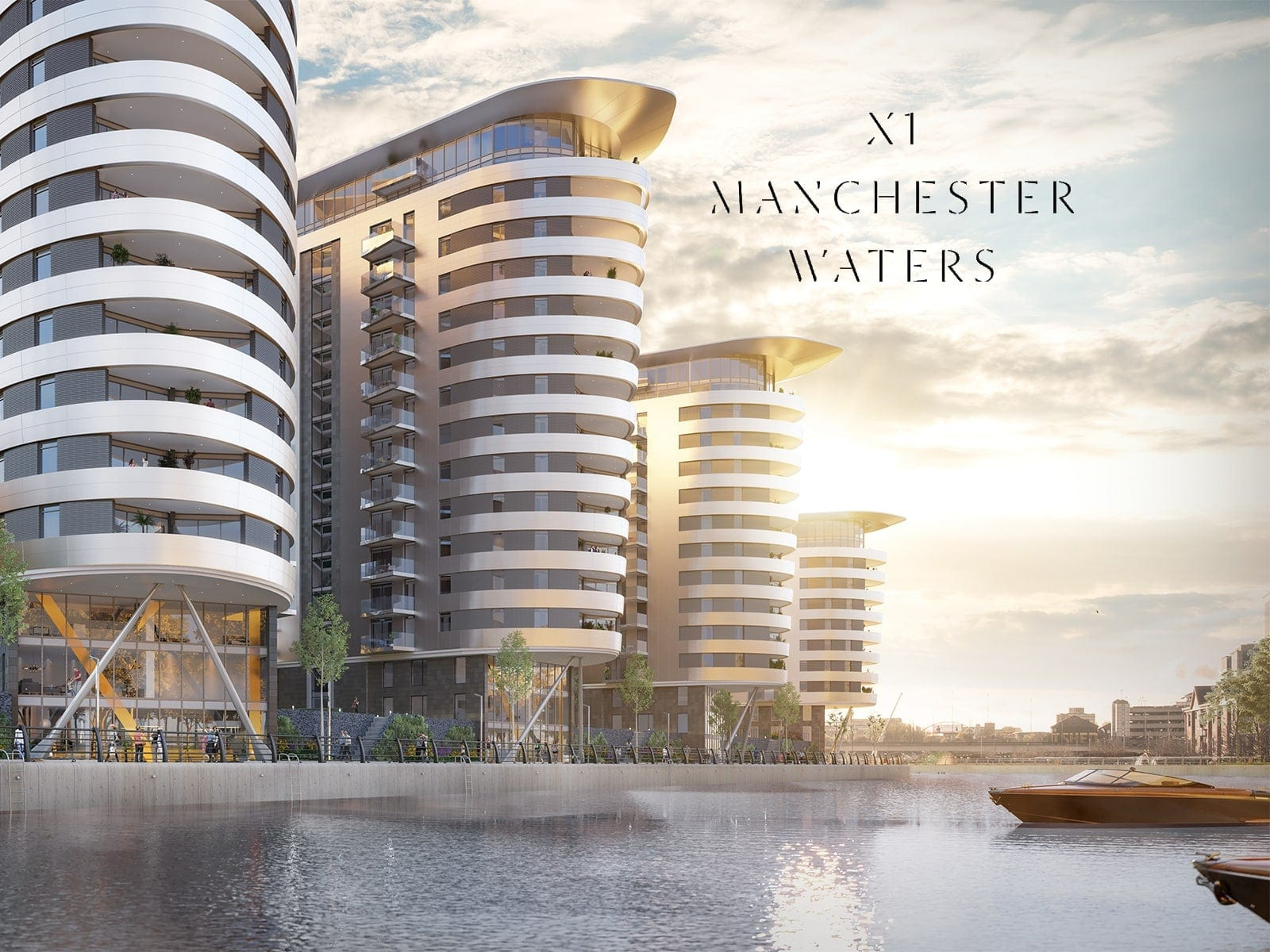 X1 Manchester Waters