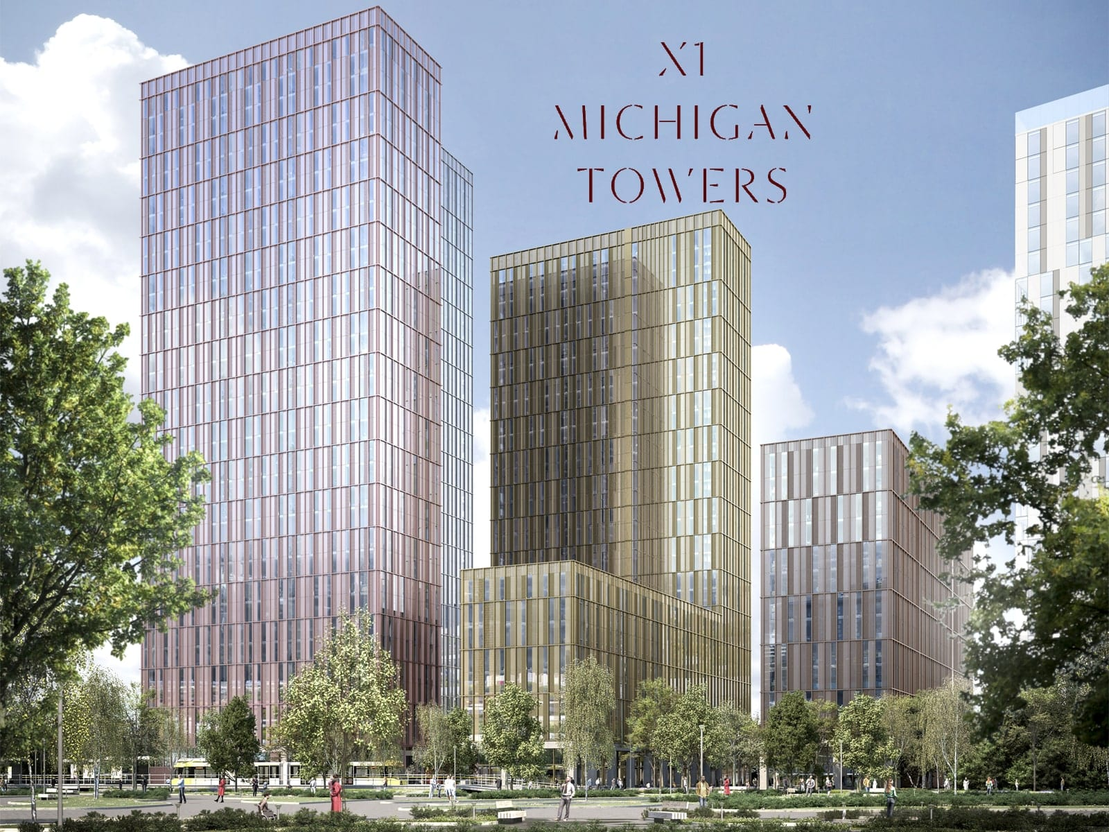 X1 Michigan Towers